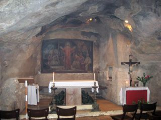 Cave of Gethsemane