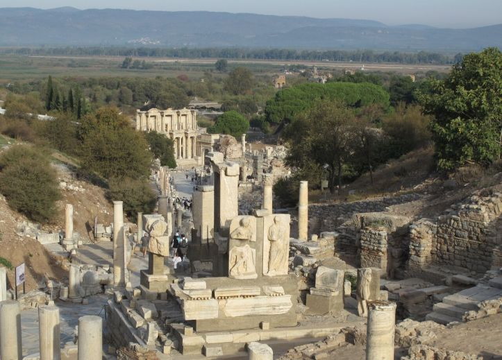 Ancient Ephesus Ruins Photo by Amy Aube_preview