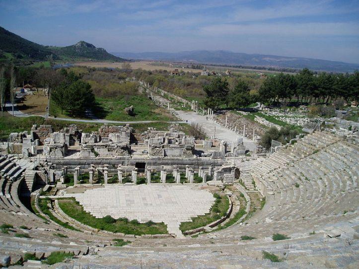Ephesos_amphitheatre