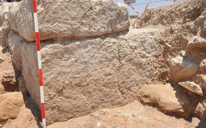 Tel-Eton Ashlar Stones