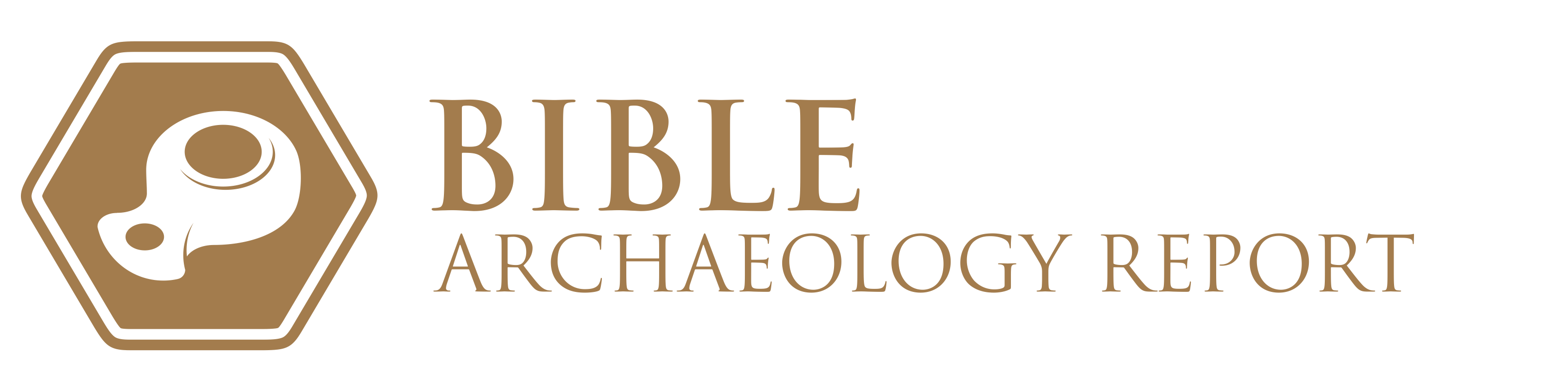 Bible Archaeology Report