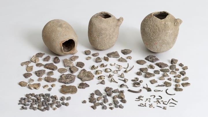 Phoenician Silver Hoard