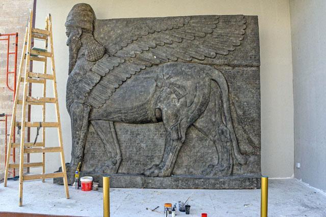 replica lamassu