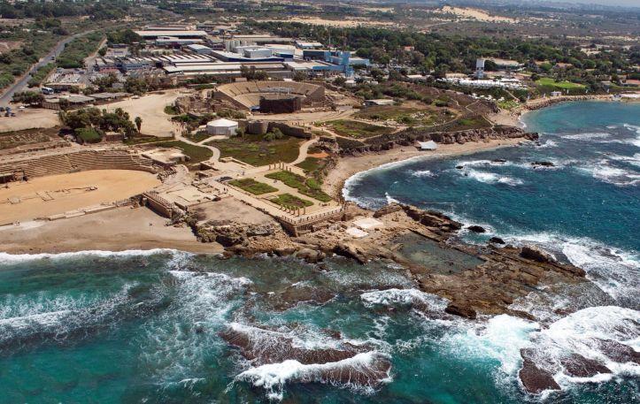 CAESAREA'_KING_HEROD'S_SEA_PALACE_AERIALsmall