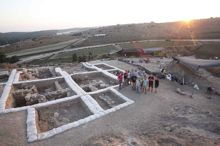 Temple-at-Tel-Lachish