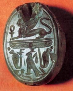 Ahab Jezebel Seal
