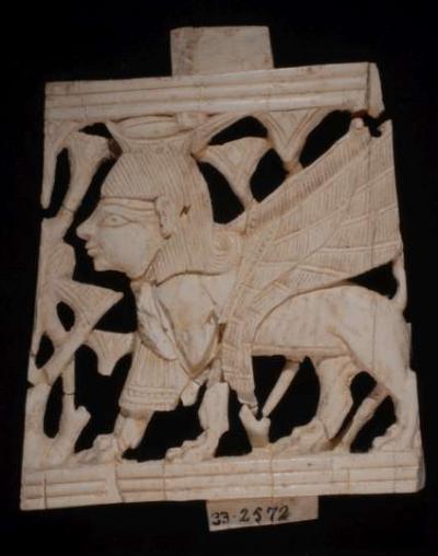 Ahab Samaria Ivory