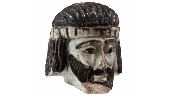 Abel Beth Maacah Head