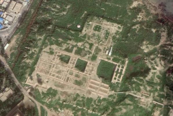 Xerxes Palace Susa