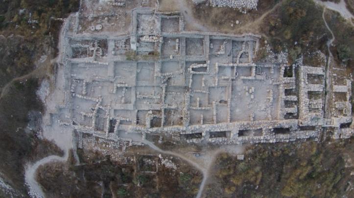 Gezer aerial 2015