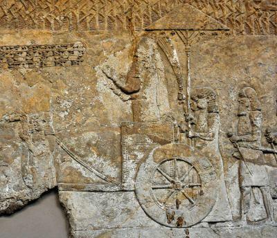 Sennacherib chariot