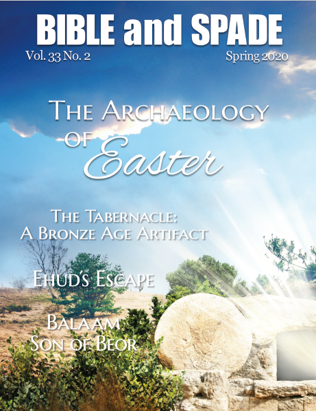 Archaeology of Easter Article Cover Photo