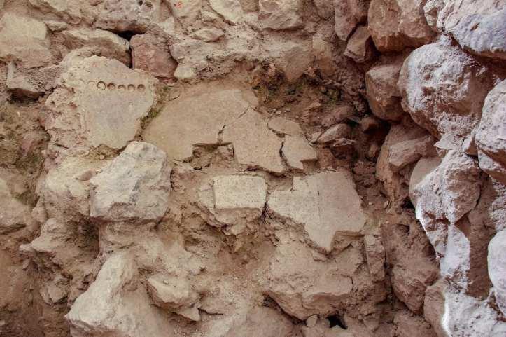 Floor Tiles Babylonian Destruction