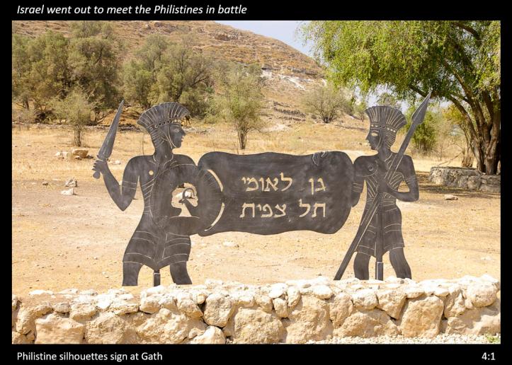 PCttB 1 Samuel Philistines
