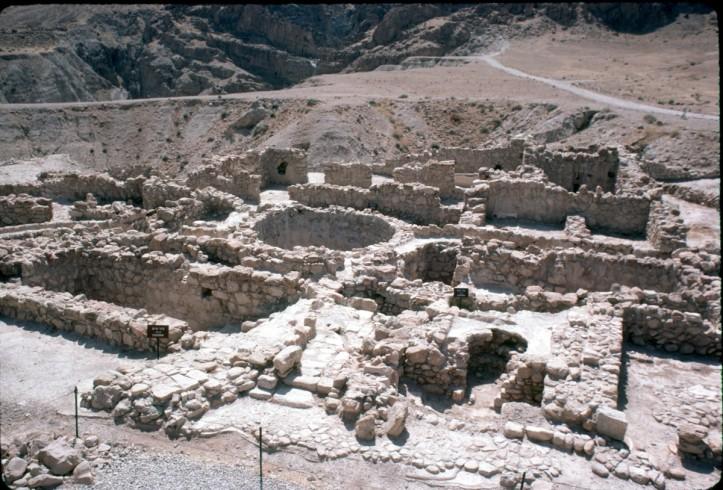Qumran Cisterns